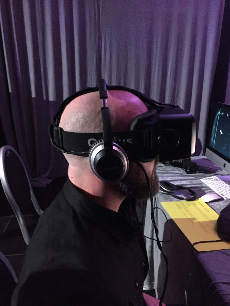 Play with Oculus