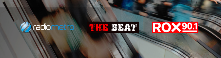Radio Metro, The Beat, Radio Rox