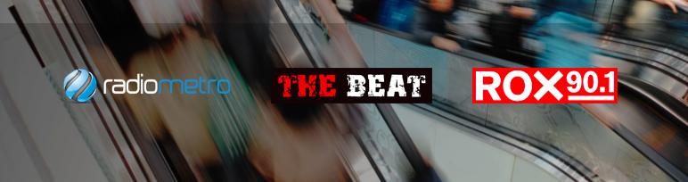 Radio Metro, The Beat, Radio Rox